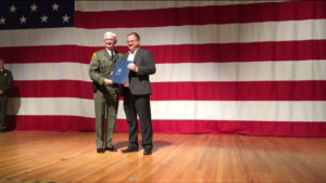 Helm360's CEO Receives the Civilian Commendation Award